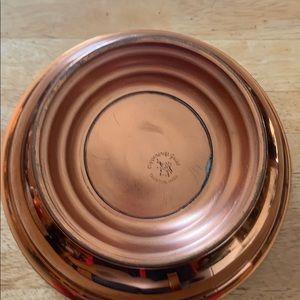 Copper craft guild stamped Taunton Mass
